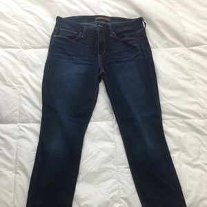 Joe's jeans, size 29, worn once. Fit: skinny ankle